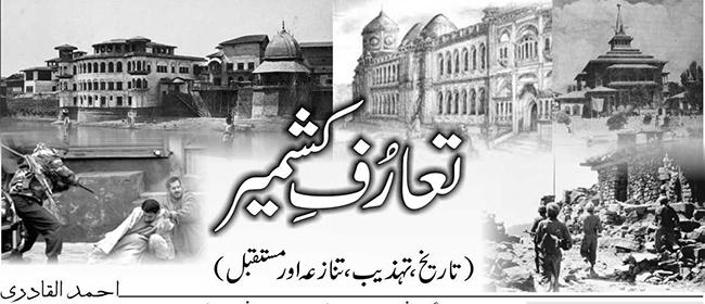 تعارف کشمیر (تاریخ،تہذیب،تنازعہ اورمستقبل)